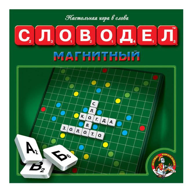 Купить Настольная игра Десятое Королевство Словодел магнитный 01348,