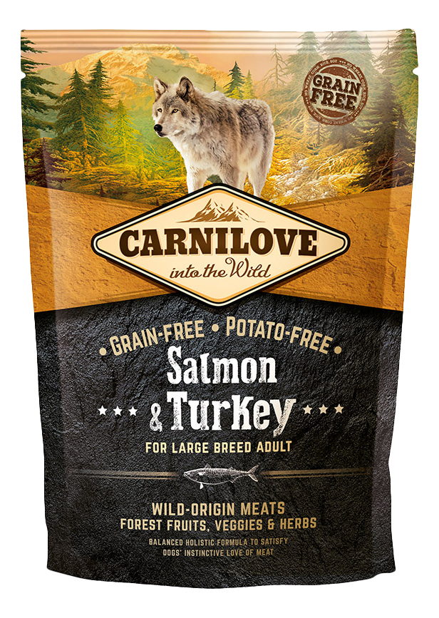 CARNILOVE FOR LARGE BREED ADULT