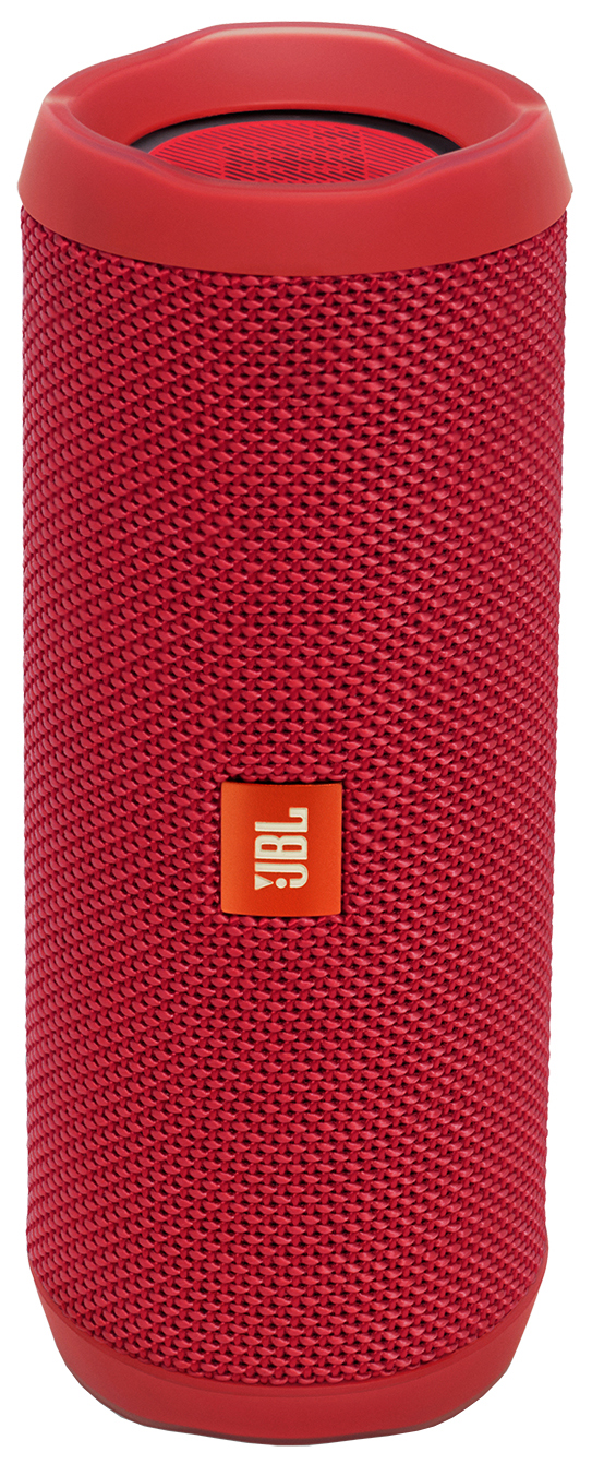 Беспроводная акустика JBL Flip 4 Red (JBLFLIP4RED), арт. 100001308847, цена 4990 р., фото и отзывы