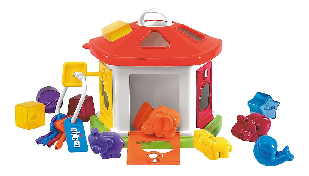 Купить Домик для животных, Игрушка Chicco Домик для животных, Развивающие игрушки