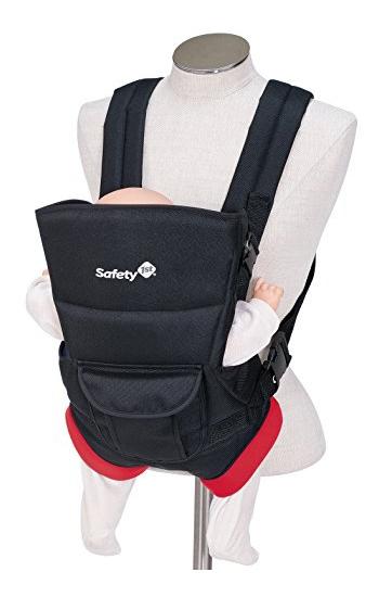 Купить Рюкзак для переноски детей Safety 1stYoumi Цвет Plain Red,