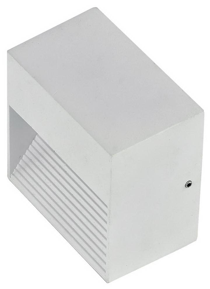 Настенный светильник Ideal Lux lux Down Down AP1 Bianco фото
