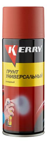 Грунтовка коричневая KERRY 520 мл