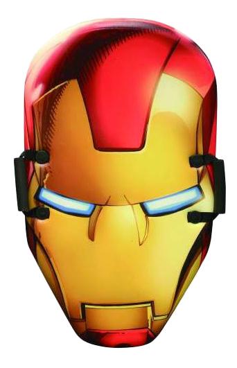 Купить Ледянка детская 1TOY Marvel - Iron Man 81 см с плотными ручками, 1 TOY, Ледянки