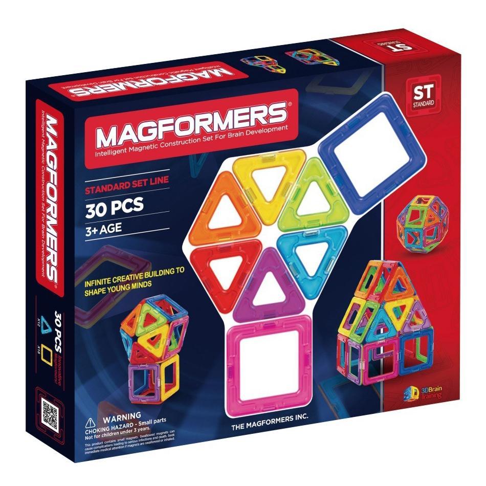 Конструктор магнитный Magformers 30 фото