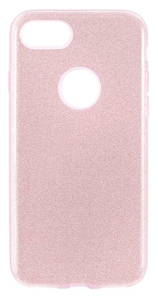 Чехол-накладка Remax Glitter для Apple iPhone 7 Розовый
