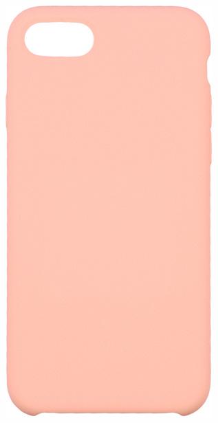 Чехол InterStep IS Soft-T Metal ADV Pink для iPhone 8  - купить со скидкой