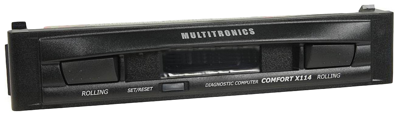 MULTITRONICS COMFORT X114