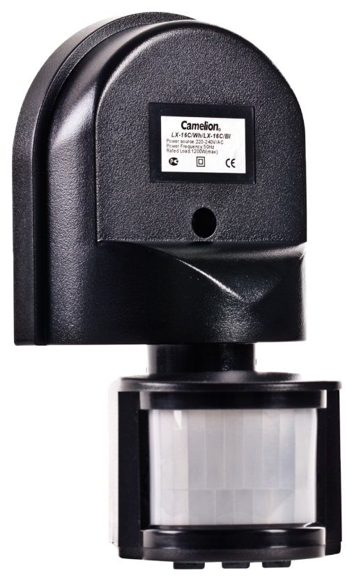 Электронный сенсор Camelion LX 16C, черный