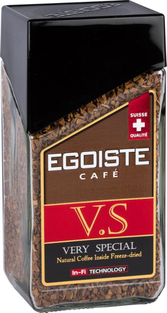 Кофе растворимый Egoiste v.s. 100 г фото