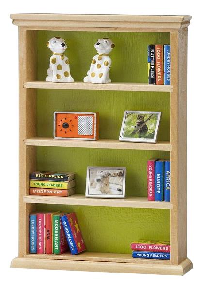 Смоланд Книжный шкаф LB_60305000 для домиков Lundby фото