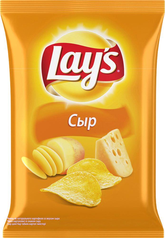 Картофельные чипсы Lay\'s сыр 150 г