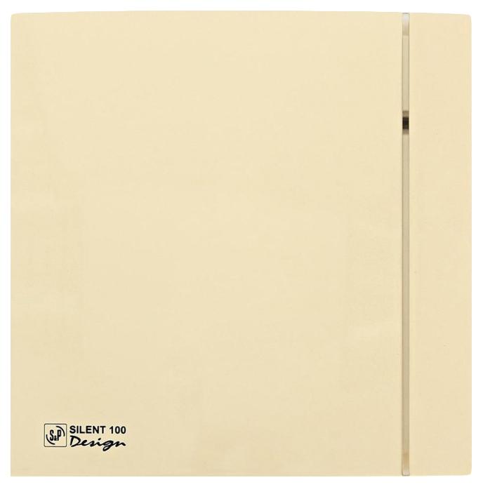 Вентилятор настенный Soler#and#Palau Design 4C Silent-100 CZ 03-0103-165