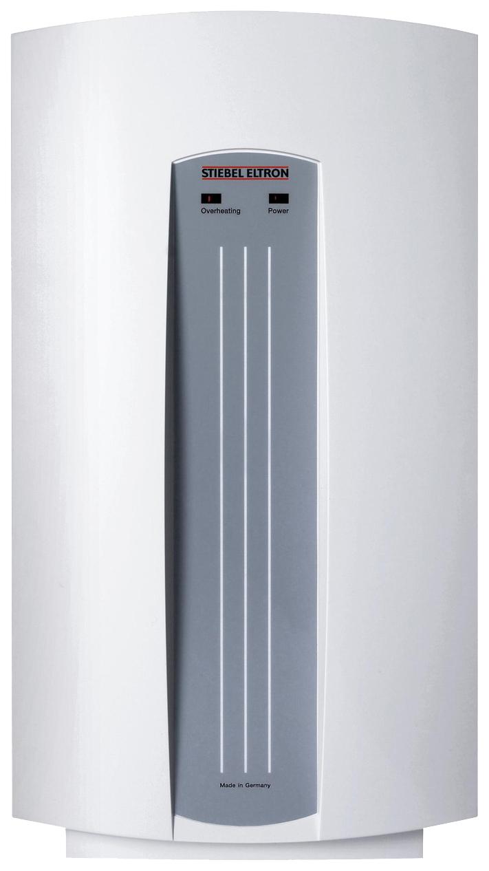 Водонагреватель проточный STIEBEL ELTRON DHC 3 white/grey
