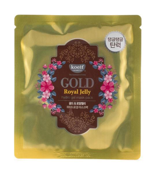 Гидрогелевая маска KOELF Золото и пчелиное маточное
