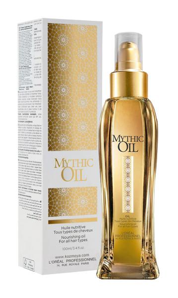 Масло для волос L\'oreal Professionnel Mythic Oil Питательное 100 мл