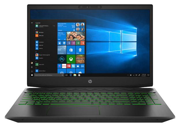Ноутбук игровой HP Gaming Pavilion 15 cx0098ur