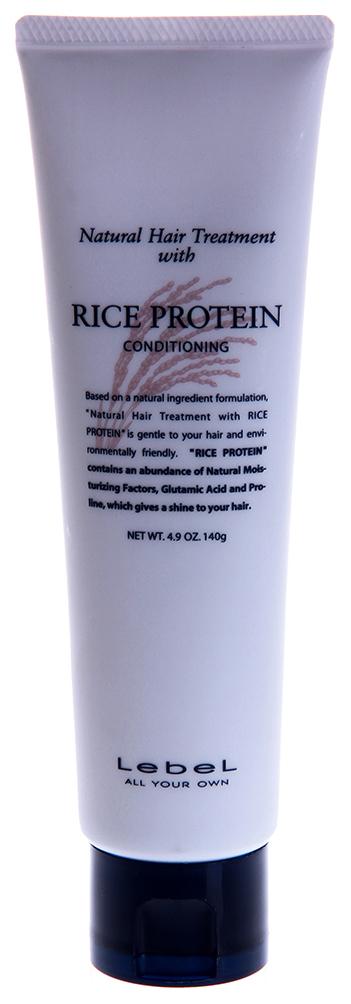 Маска для волос Lebel Natural Hair Soap Treatment Rice Protein 140 г фото