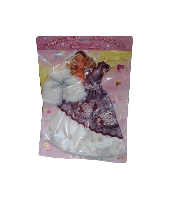 Купить Одежда для кукол Виана эксклюзив вечернее платье 29 см,