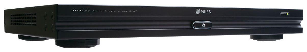 Усилитель мощности Niles SI 2100 FG01702 Black