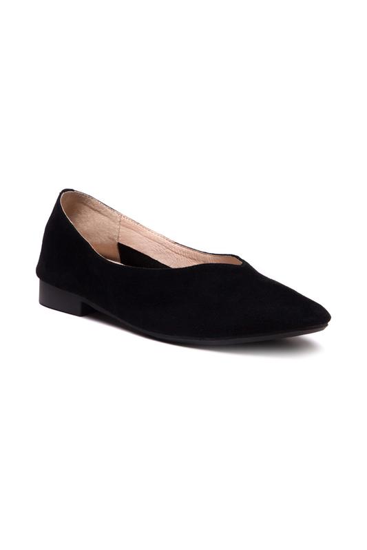 Туфли женские Vitacci 145330 черные 37 RU