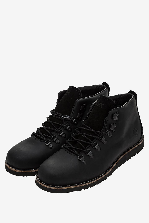 Ботинки мужские черные AFFEX 123-SHG-BLK-M
