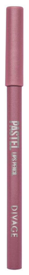 Карандаш для губ Divage Pastel №2204 4 г