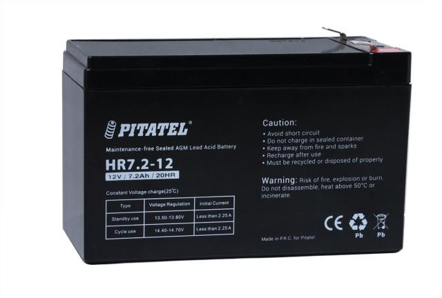 PITATEL HR7.2-12