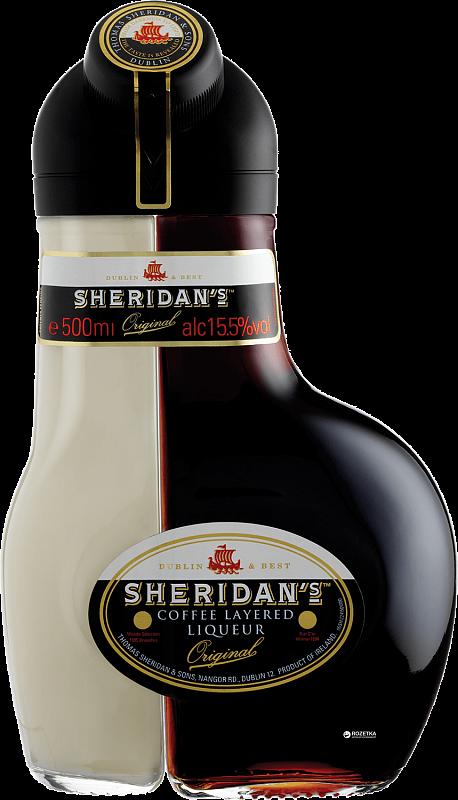 Sheridan's Original Coffee Layered Liqueur по цене 1 629