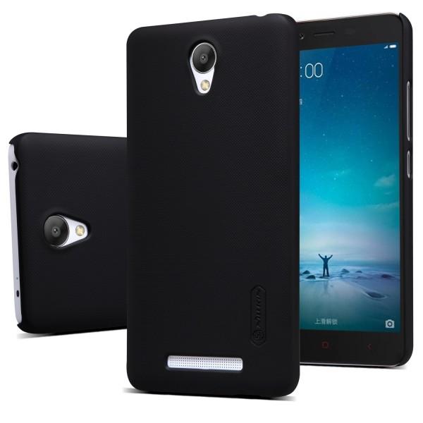 Чехол Nillkin Matte для Xiaomi Redmi Note 2 / Redmi Note 2 Prime Black