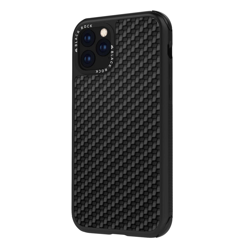Чехол Black Rock Robust Case Real Carbon для Apple iPhone 11 Pro  фото
