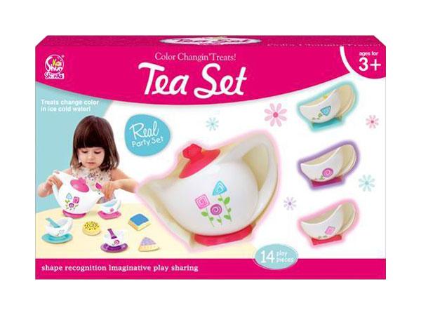 Купить SHANTOU Игровой набор Чайный сервиз B1757159, Shantou Gepai, Игрушечная посуда