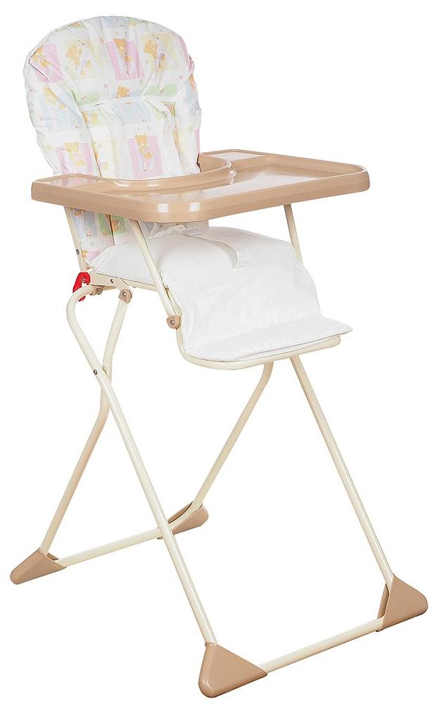 ГЛОБЭКС Стул-стол для кормления КОМПАКТ Белый 1401
