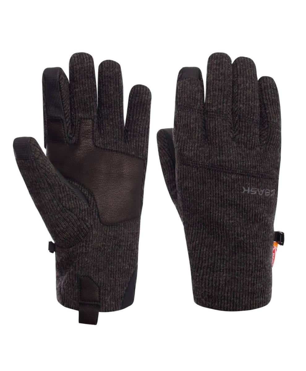 Перчатки Bask M touch Glove, темно серые,
