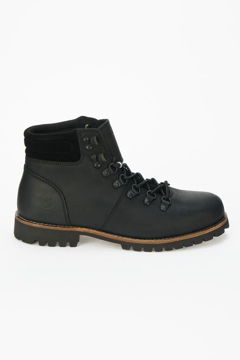Ботинки мужские Affex 122-BRG черные 44 RU.