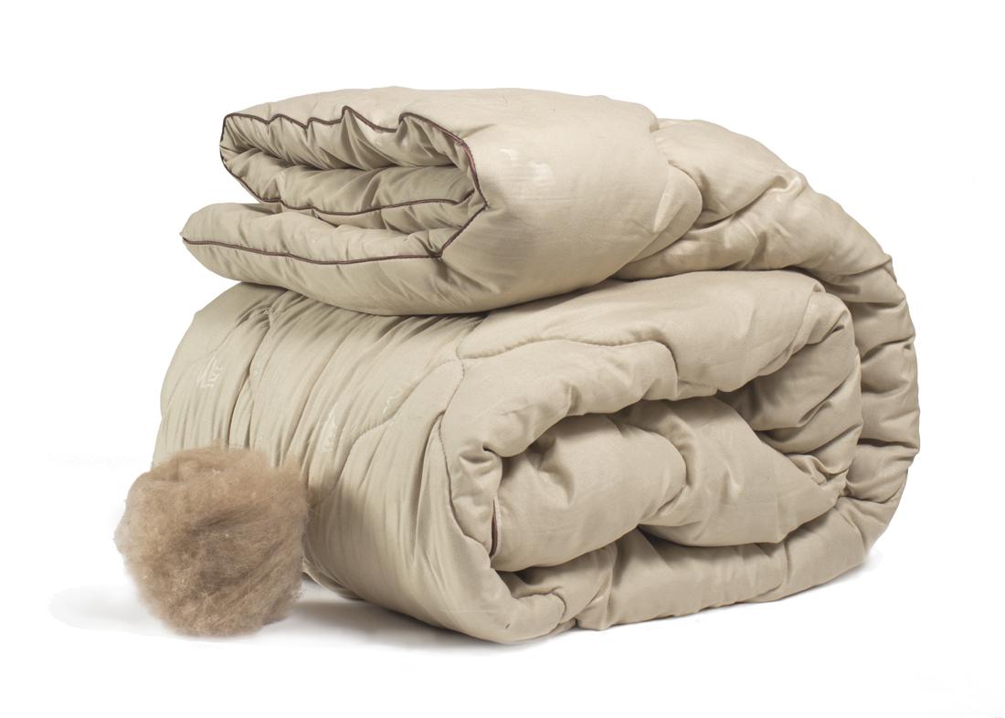 Одеяло Peach Camel wool 172x205