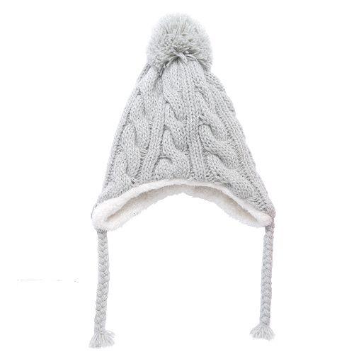 Купить Шапка Chicco Bruken для мальчиков р.3 цвет серый, Детские шапки