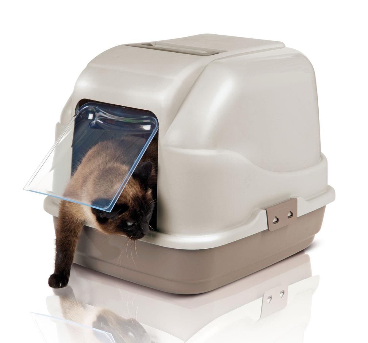 Туалет для кошек IMAC My Cat, прямоугольный,