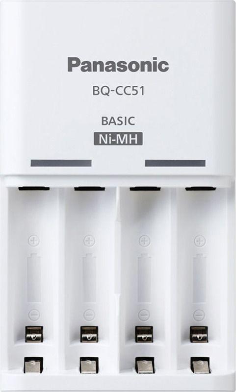 Зарядное устройство Panasonic Bacis BQ CC51E
