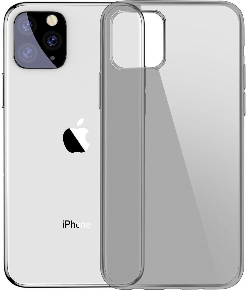 Чехол Baseus Simplicity Series  для iPhone 11 Pro Transparent Black