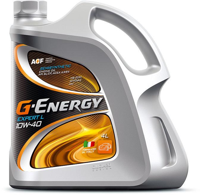 Моторное масло G Energy Expert L