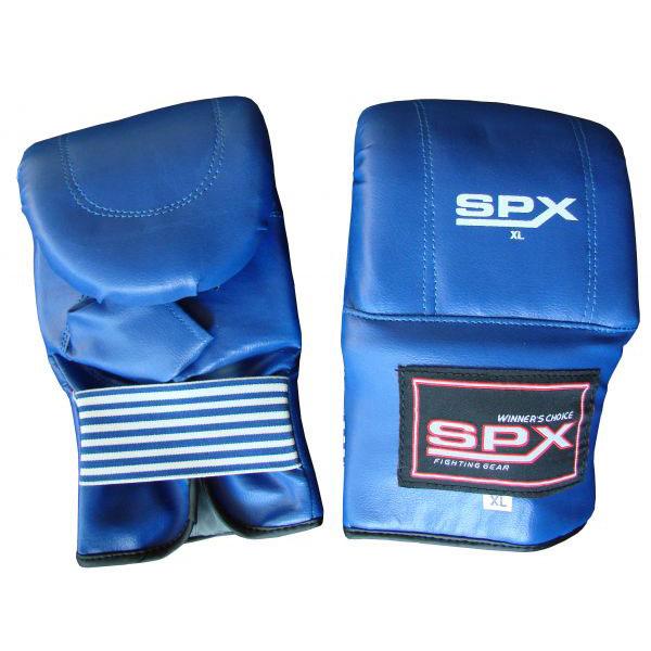 Боксерские перчатки Hawk PS 853 синие