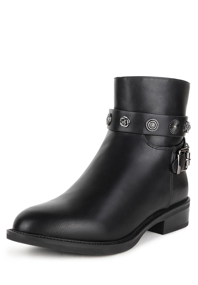 Ботинки женские T.Taccardi 710018472 черные 40 RU
