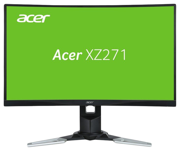 Монитор Acer Gaming XZ271UAbmiiphzx UM.HX1EE.A18