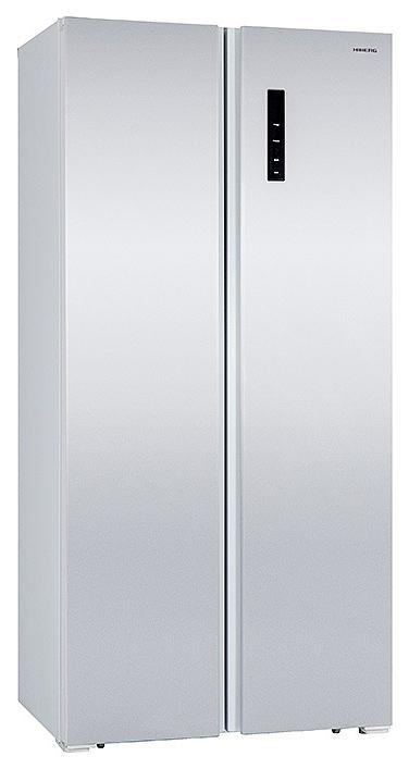 Холодильник Hiberg RFS 480DX NFW White