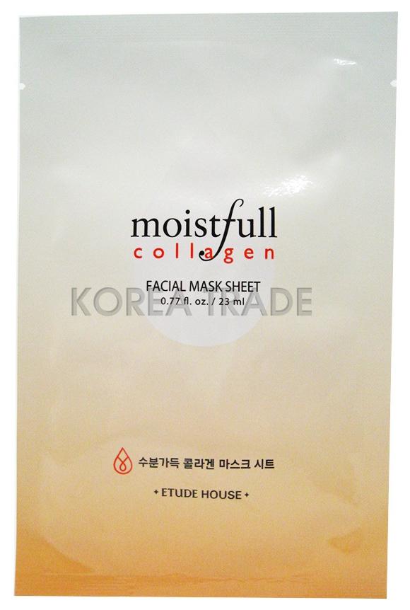 Маска для лица Etude House Moistfull Collagen Mask Sheet 23 г
