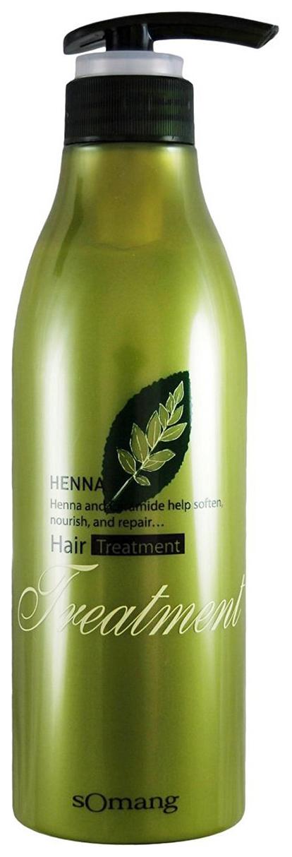 Маска для волос Flor de Man Henna
