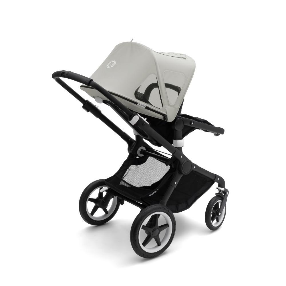 Купить Капюшон от солнца к коляске BUGABOO Fox Breezy cameleon3 arctic grey, Накидки от солнца для коляски
