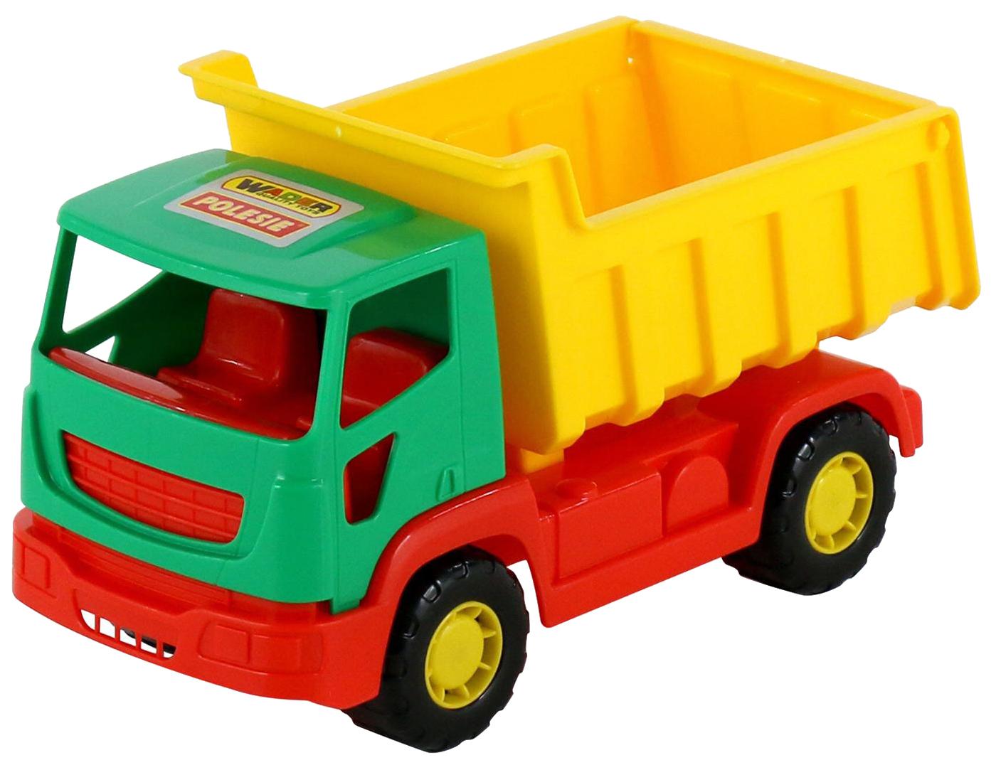 Купить Игрушки, Автомобиль-самосвал Wader Агат , Игрушечные машинки