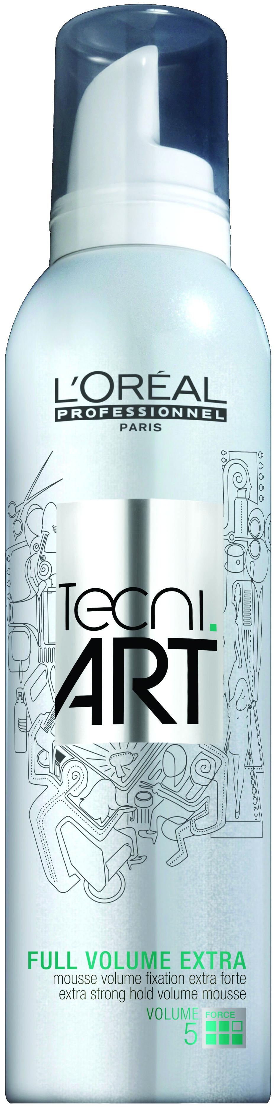 Купить Мусс для волос L'Oréal Professionnel Tecni.ART Full Volume Extra 250 мл, L'Oreal Professionnel